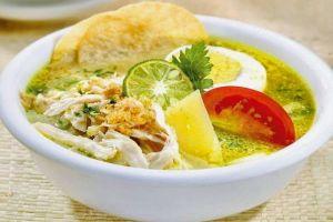 Resep & Cara Membuat Soto Ayam Kuning
