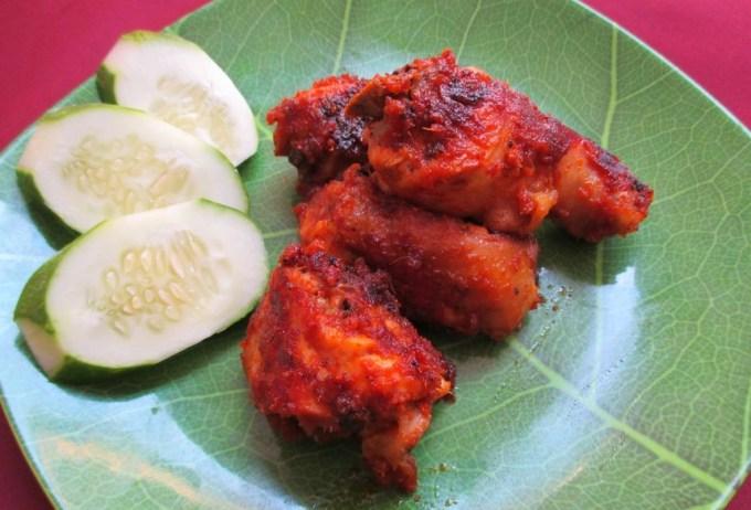 Cara membuat dan Resep Ayam Bumbu Rujak Tanpa Santan