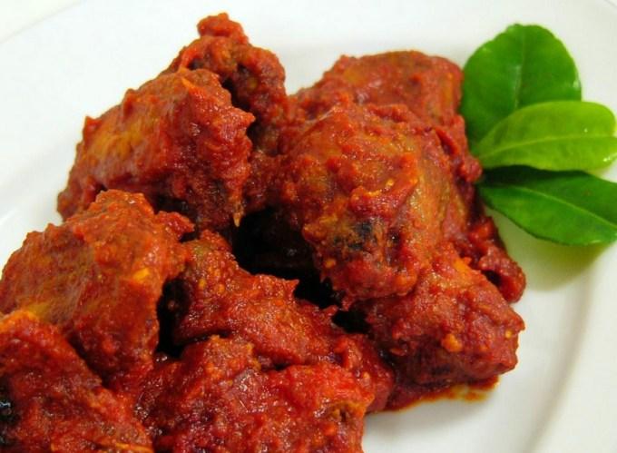 Cara membuat dan Resep Ayam Goreng Bumbu Rujak