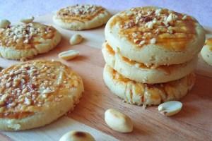 Cara membuat dan Resep Kue Kacang Tanah Spesial