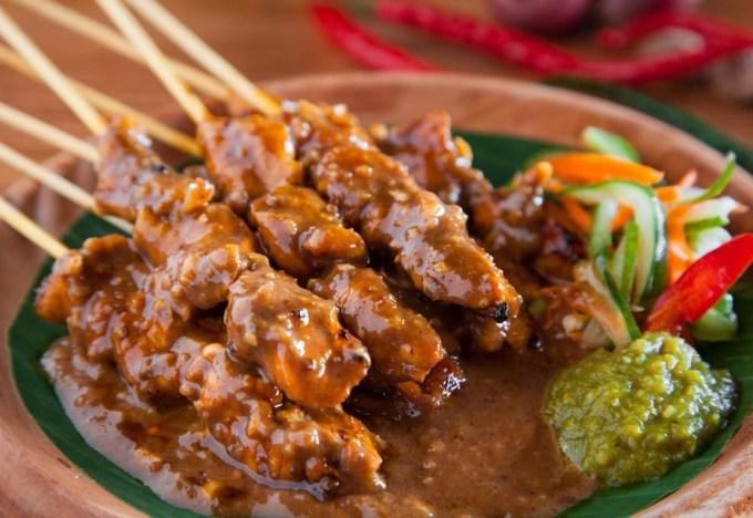 Cara membuat dan Resep Sate Ayam Ponorogo