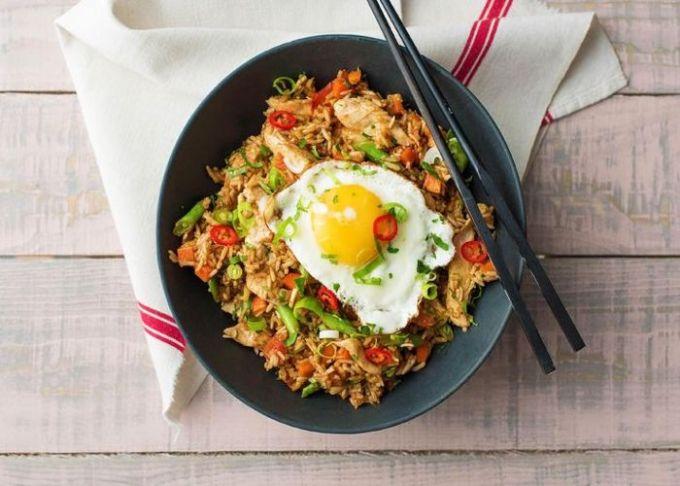 cara membuat dan resep nasi goreng pedas