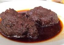 Cara Membuat dan Resep Rendang Daging Asli Minang