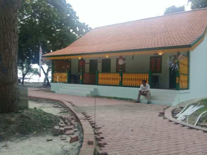 Rumah Adat Betawi Tempo Dulu