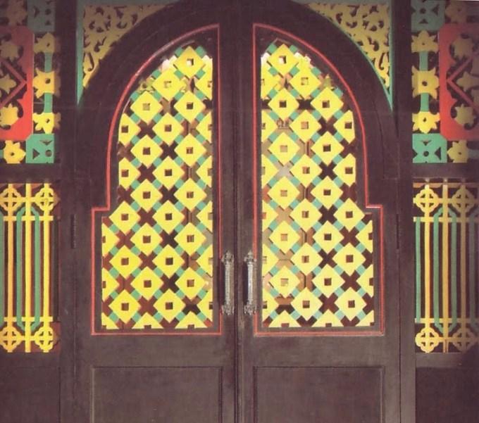 Ukuran Pintu Rumah Adat Aceh