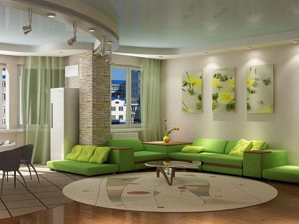 desain ruang tamu minimalis tipe 36