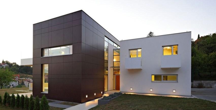 86 Gambar Rumah Minimalis Modern Tanpa Garasi Gratis