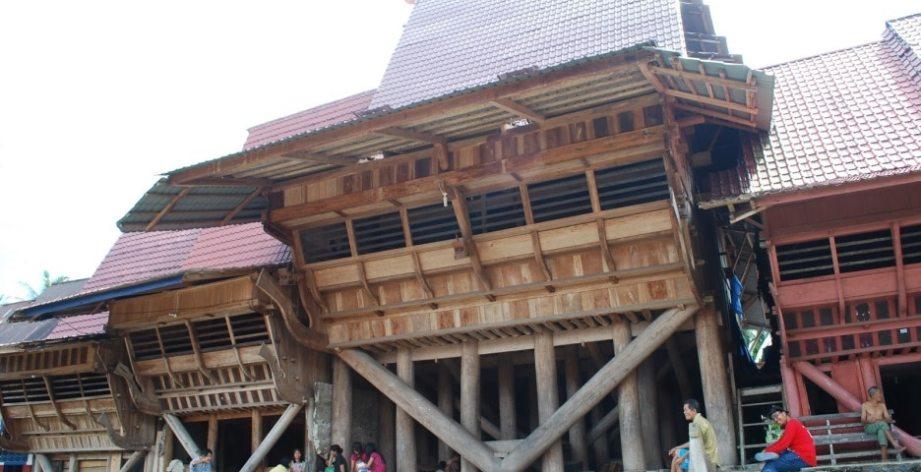 660 Nama Dan Gambar Rumah Adat Sumatera Utara Gratis