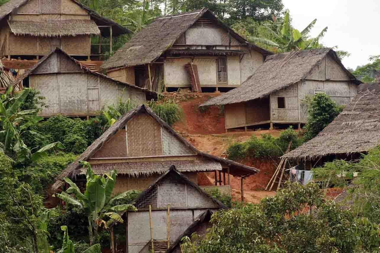 8200 Gambar Rumah Adat Jawa Barat Dan Fungsinya HD