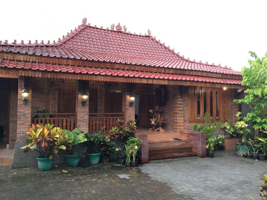 52+ Gambar Rumah Adat Jawa Tengah Dan Namanya HD Terbaru