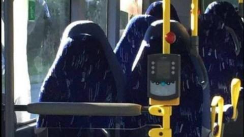 نروژیهایی که صندلیِ اتوبوس را با مسلمانها اشتباه گرفتند