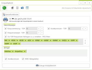 PaperLinguist-Visualisierung