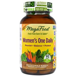 Megafood (Women's One Daily Multivitamin)