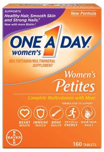 One-A-Day (Women's Petites Complete Multivitamin)