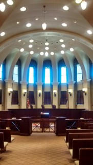 Mississippi Supreme Court chamber