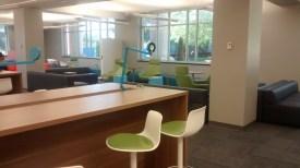 JSU Library study area