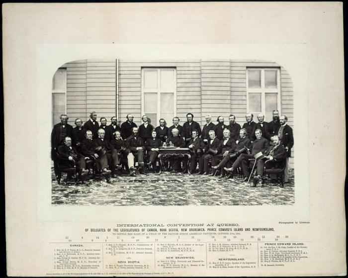 Quebec Delegates of the Legislatures of Canada