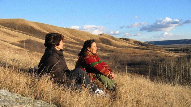 Image tirée du documentaire À la recherche de Dawn.