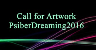 PsiberDreaming Call for Art logo