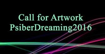 PsiberDreaming Call for Art logo