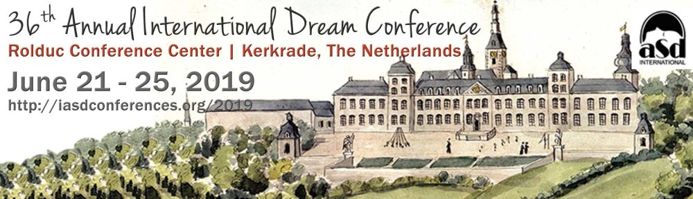 2018 Dream Conference logo