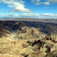 Fish River Canyon: Third time's a charm