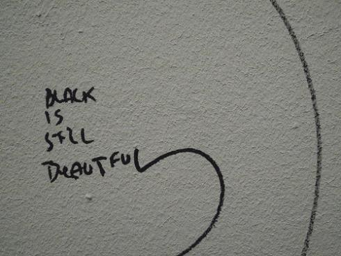 black is still beautiful
