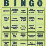 "An Exercise in Media Literacy: ""Superbowl Bingo"""