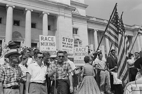 race-mixing