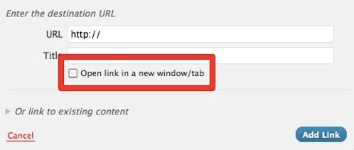 open-link-new-window-tab-wordpress
