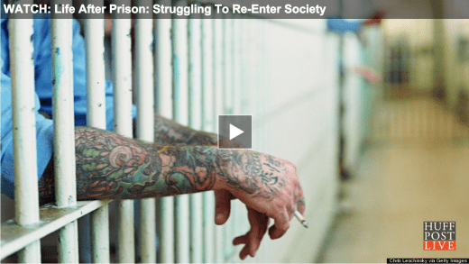 Life After Prison: Struggling to Re-Enter Society