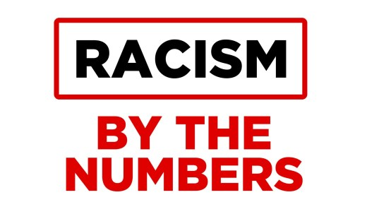 racism by numbers