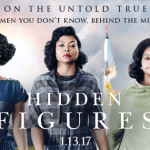 Brief Thoughts After Hidden Figures