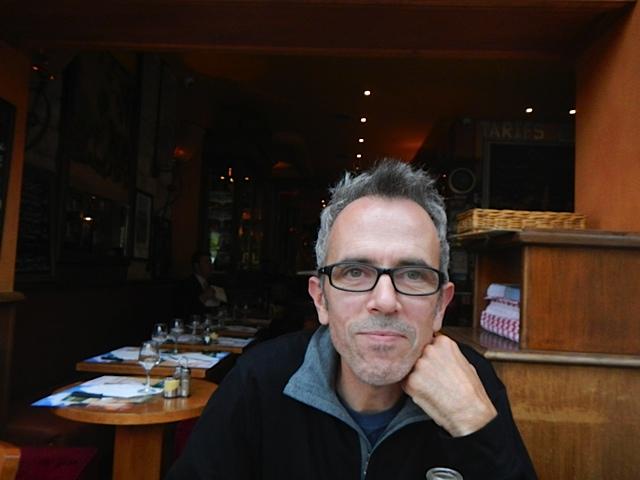 Dave Lewis - Paris