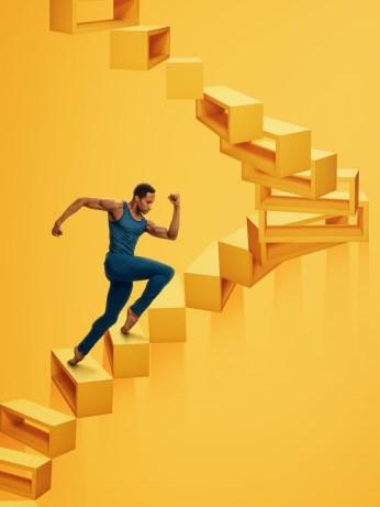 All Stravinsky Program - Dancer: Jermel Johnson