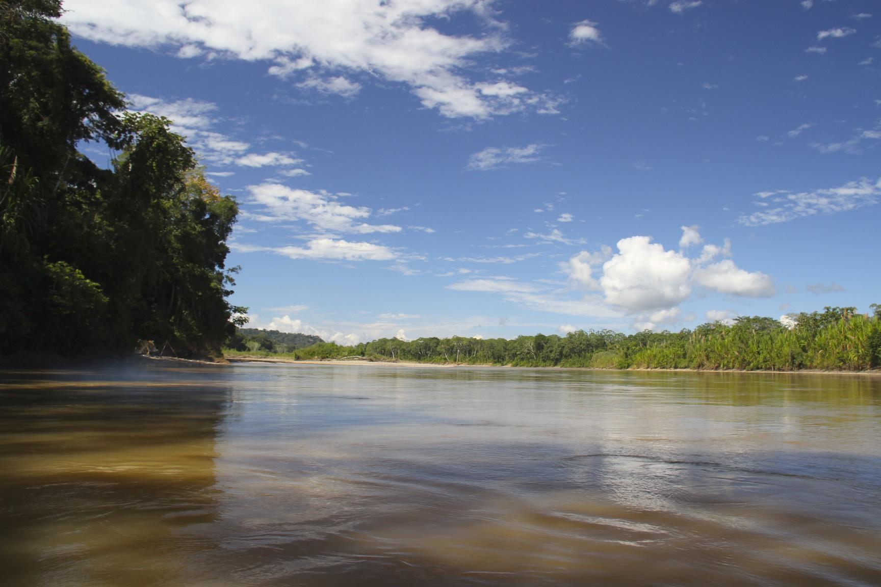 Madidi National Park Into The Amazon Rainforest Part 1