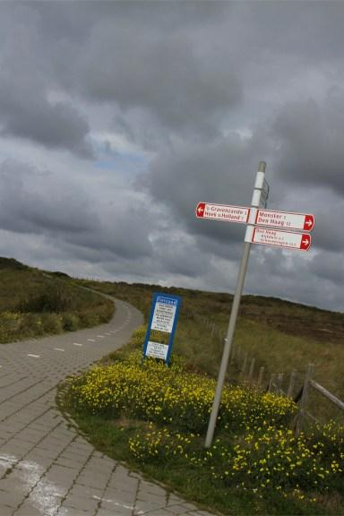 Cycling the North Sea Coast