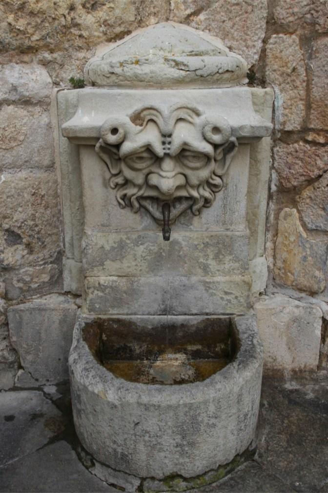 Fountain, Cuenca, Castilla-La Mancha, Spain