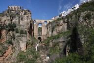 Puente Nuevo, Ronda, Andalusia, Spain