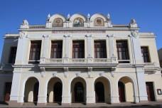 Teatro Tomás Terry, Plaza de Armas, Cienfuegos, Cuba