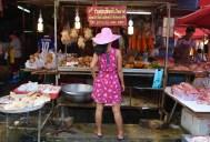 Food market, Bangkok, Thailand