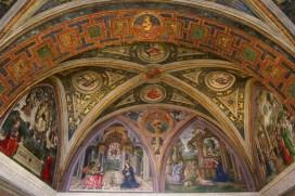 The Borgia Rooms, Vatican City, Rome, Italy