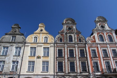 Grand Place, Arras, France