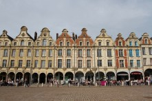 Place des Héros, Arras, France