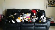 Penguin Massacre!