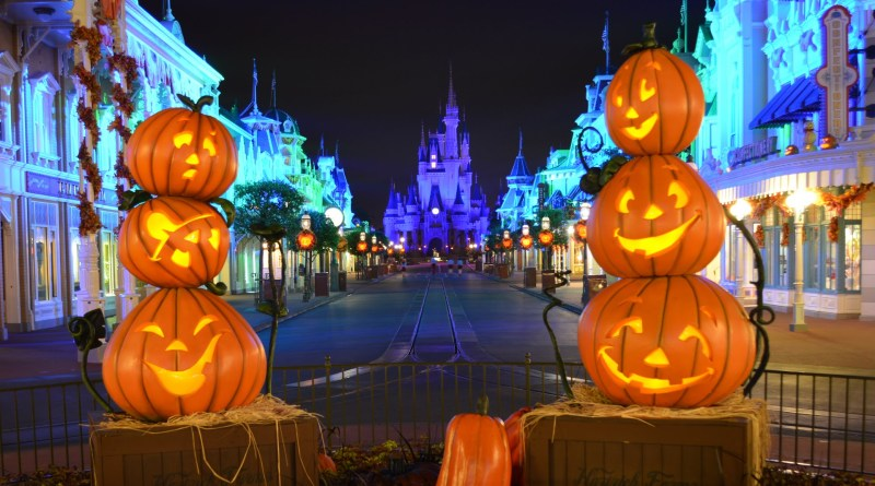 halloween and christmas party dates announced for the magic kingdom