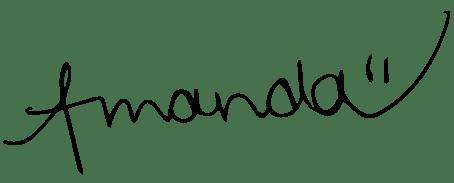 AMANDA - signature