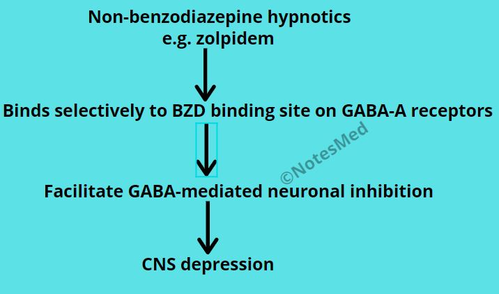 Read more about the article Zolpidem: Side effects, MOA, Uses, Contraindications