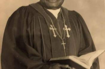 Bishop John Fander Mitchell 1