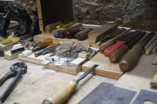 A Carpenter's Shop in Nazareth